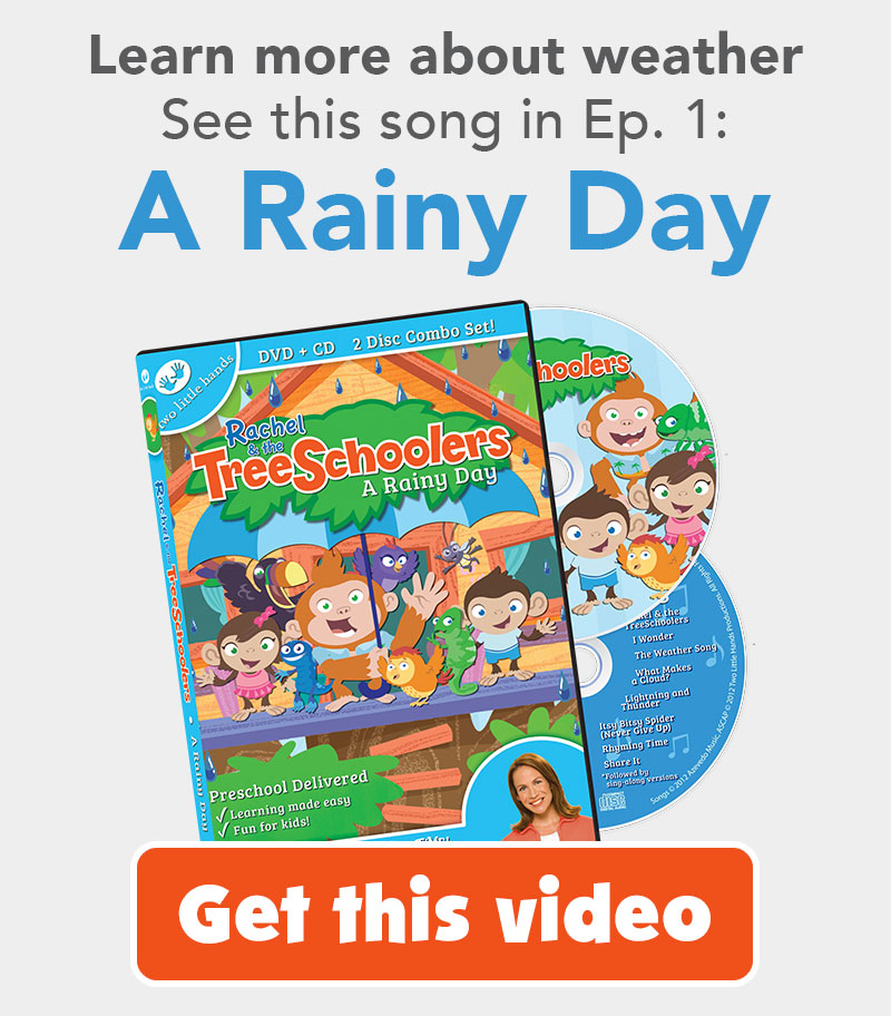 Get TreeSchoolers Ep. 1: A Rainy Day